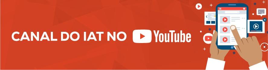 Canal do Instituto Anísio Teixeira no Youtube